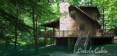 HOCKING HILLS - Lincon-Cabin