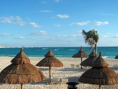 Club Med Cancun Yucatan beach