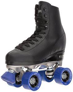 d3fc9c9005b5 Chicago Men s Roller Rink Roller Skates -Black Size 3 For Sale