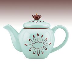 Gorham Polly Put the Kettle On Teapot