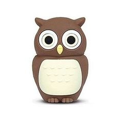 Owl flashdrive $24.95 @Emily Allen I've seen you and Joby tweet about how much you like Owls!