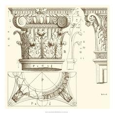 Corinthian column Detail III.....  <3....#architecture