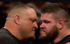 Samoa Joe & Kevin Owens