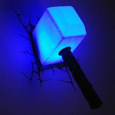Luminária Martelo do Thor - R$229,90