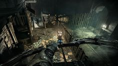 Thief: Launch trailer stealthily drops in