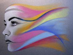 pastel portrait by pitschke.deviantart.com on @deviantART