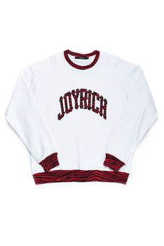 """""""Casual-rich"""" L.A. streetwear brand. Drawing on a variety of design sources, Joyrich blends the essence of several styles to create balanced pieces that are always fun to wear and that suggest an aura of both casualness and richness."""