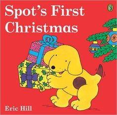 Amazon.fr - Spot's First Christmas (color) - Eric Hill - Livres