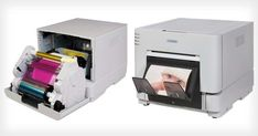 Citizens CY-02 Photo Printer Spits Out 46 Prints in 15 Seconds #PhotoPrinter
