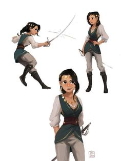 pathfinder character fighter concept female fencer action sword young shots dnd female fencer sword fighter young character DnD Pathfinder character concept action shotsYou can find Character concept and more on our website Fantasy Character Design, Character Creation, Character Drawing, Character Design Inspiration, Character Concept, Character Illustration, Animation Character, Character Ideas, Concept Art