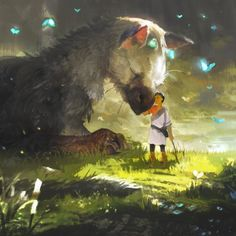 Trico ❤❤ | The last guardian