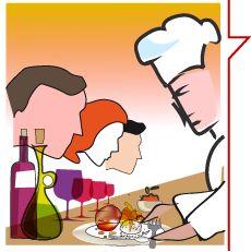 Showcooking: a cena con lo Chef su www.degustiblog.it