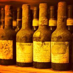 This is definitely some well-aged Vecchio Samperi (pre-English style Marsala) at Marco De Bartoli #westsicilywine #winepass #winelover