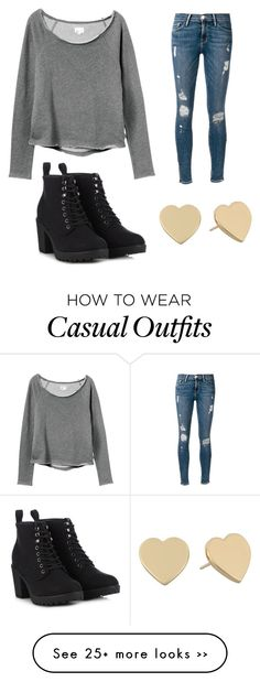 """Casual"" by xoxno on Polyvore"