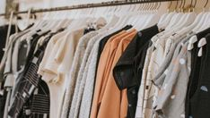 Here's what you can do with old clothes you can't donate - Hack - triple j Sustainable Clothing, Sustainable Fashion, Sell Designer Clothes, Ethical Fashion, Fashion Brands, Selling Used Clothes, Starting An Online Boutique, Ethical Brands, Fast Fashion