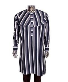 Buy Tradtional cordinate wear for men-Blue monocrome from Bosh Designs  at ₦25000.00 on Bargain Master Nigeria