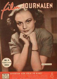 Filmjournalen Nr.9 1952.