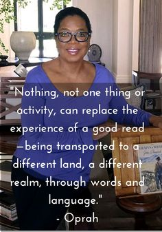Discover 4 books Oprah turns to again and again.