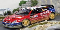 Rally Argentina 2004 Citroen Xsara WRC Sainz/Martí 1/43