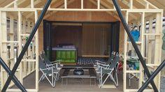 Cabin cabana