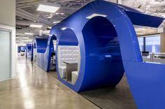 Cornerstone OnDemand Headquarters by S.K.I.N Design Studio, Los Angeles – California » Retail Design Blog