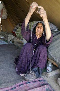 Afghani spinner