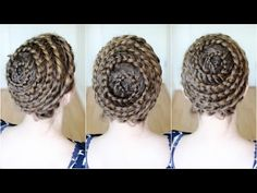 I've finally got round to filming an updated DIY Suspended Infinity Braid Hair Tutorial! This braid is perfect for long medium and short hair an. Braided Crown Hairstyles, Dance Hairstyles, Braided Hairstyles Tutorials, Braided Updo, Fancy Braids, Cool Braids, Fine Hair Styles For Women, Short Hair Styles, Infinity Braid Hair