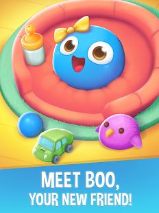 My Boo - Your Virtual Pet Game: miniatuur van screenshot