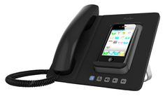 iFusion Smartstation - iPhone Handset and Speakerphone Dock....if only people made phone calls these days...can't imagine it is worth anything when most ppl text...lol