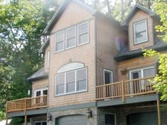 Lake George Lakefront LuxuryVacation Rental in Bolton Landing from
