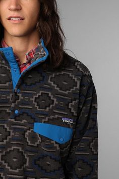 Patagonia Synchilla Snap-T Pullover    The newest addition to my closet...