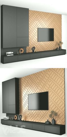 # Tv-toestel met spel – Wohnzimmer – Welcome The uniteTv Bedroom Tv Unit Design, Tv Unit Bedroom, Living Room Tv Unit, Home Design, Modern Design, Ceiling Design Living Room, Diy Terrasse, 3d Modelle, Indian Living Rooms