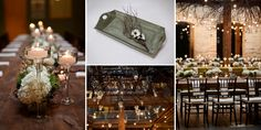 Natural & Elegant Wedding | Trendy Tuesday - Culinary Crafts