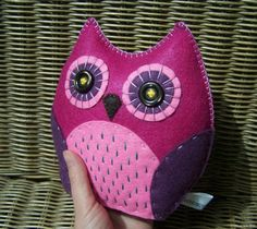 pink owl pink owl pink owl. she's always talking about a pink owl