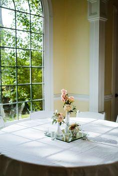 Centerpieces #thompsonhouseandgardens #flowersbyon