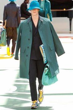 Burberry Spring 2015 Menswear Collection Photos - Vogue