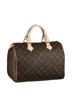 Sac de luxe mythique : Speedy de Louis Vuitton