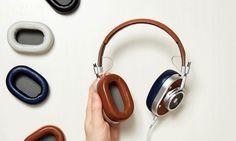 Master & Dynamic Custom Lambskin Ear Pads