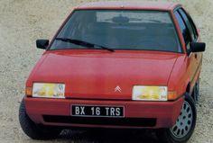 BX 16TRS 1983