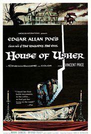 La caída de la casa Usher Poster