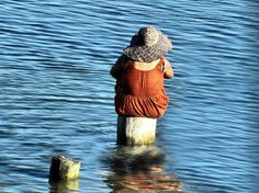 "Saatchi Online Artist: Tony Leone; Digital, 2013, Photography ""Sittin on the dock of the bay """