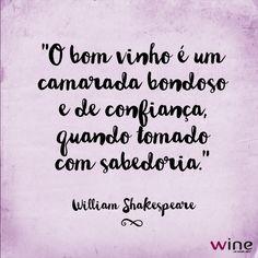 Com moderação, pode vinho todo dia! :D #wine #vinho