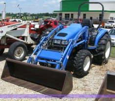 Maintenance , New Holland Tc35 Compact Tractor Parts Manual