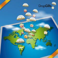DropGifts è ovunque!