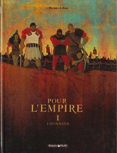 Merwan & Vivès : Pour l'Empire tome 1 - Ed. Poisson Pilote