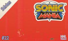 Hoje tem mais um episódio de Sonic Mania no NNL Games.  Link na bio.
