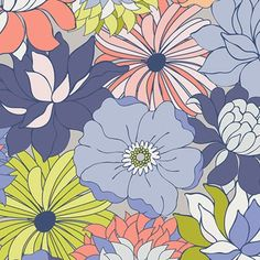 Here are some more upcoming fabrics due for release this spring at Art Gallery Fabrics . February saw the arrival of Chic Flora  an in-hou...