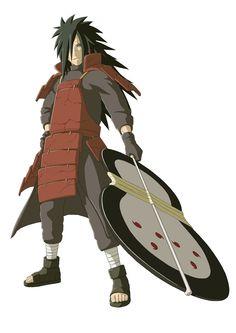 Naruto shippuden ultimate ninja storm revolution Madara uchiha