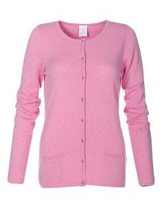 Cardigan, pure cashmere | Madeleine Fashion