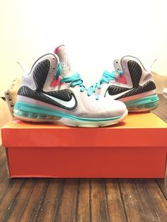 ae074f41ee Nike Lebron James XI South Beach Youth Shoes #fashion #clothing #shoes  #accessories